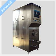Hot sale and low price SN-1000L continuous icecream freezer machine