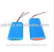 3.7V li-ion battery pack