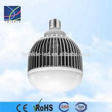 E40 base,110lm/W,CE,,ROHS approved high brightness 60W led bulb light(equal to 250w metal halide)