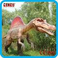 Parc d'attractions de haute qualité souple en pvc dinosaures modèle figure ou pour la vente