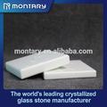 atacado pedra de vidro cristalizado externos pisos de pedra
