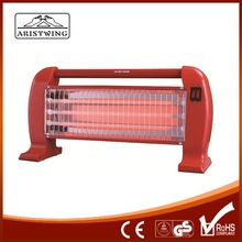 Small And Light Infrared Quartz Heater With Handle