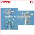 BGD esplosione- prova lampada ad alta palo