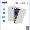 New Product Cell Phone For MOTO E Case Leather Wallet China Manufacturer