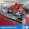( 12.8 ' ) 390 cm pvc de fibra de carbono de la costilla crucero barco venta