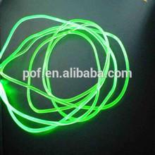 brightness side light plastic optical fiber