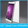 5.5'' Octa-Core MT6592 IPS HD 4G High Quality Smartphone