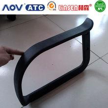 Wholesale price professional OEM supplier self-skinning pu wheelchair armrest
