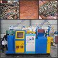 china confiable proveedor de chatarra de cobre alambre de la máquina separadora