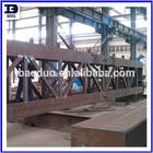 BV certificate weld large steel structure steel beams/columns