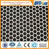 hot sale Galvanized Perforated Mesh /hexagonal perforated mesh /Perforated Plate Stainless Steel