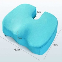 China Professional manufacture wholesale confortable air flow seat cushion