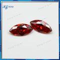 4 x 8 mm granate marquise forma cz cubic zirconia piedra preciosa de rubíes indonesia fotos / piedra preciosa de color rojo nombres