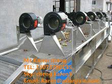 potato dewatering machine /fruit dewatering machine/vegetable dewatering machine