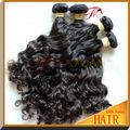 بابا المواقع على الانترنت للتسوق من قوانغتشو نقية شعرة الإنسان الماليزية لحمة الشعر التمديد