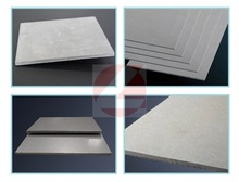 CE&ISO certificated fiber reinforced calcium silicate insulation board for SA market