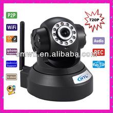 WiFi IP Camera,2014 New Products Plug&Play HD Mega Pixel 720P 04