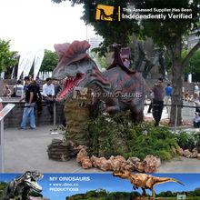 MY Dino-Amusement equipment carnival dinosaur rides