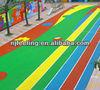 rubber strip, epdm rubber/plastic granule track, artificial turf filling, FN-14031644