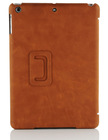 Retro Deluxe Leather Flip With Stand Case Cover For Apple iPad Air