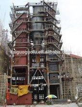 Taiguo products rice husk/coal/biomass/wood pellet 5mw power plant