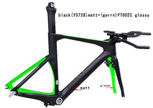 newest design and popular carbon tt frame, carbon time trial bicycle frame, TT carbon frame for sale at cheap price