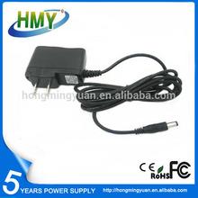 9V 0.5A 500mA AC DC Adapter