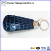 Factory Hot Sell Handmade Fashion Keychain Leather