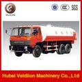 dongfeng 20000 litros del tanque de agua de camiones 6x4