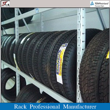 Warehouse Auto Tire Racking 4S Store Selective Tyre Racking