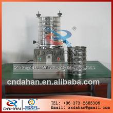 Xinxiang Dahan laboratory vibrating screen machine for drug testing