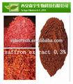 Crocus sativus extrait / safran extrait / 100% naturel à base de plantes extrait / crocine