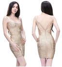 2014 fashion bandage studded tube top women blouse wholesale
