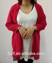 2014 fashion lady cashmere shawl knit cashmere scarf