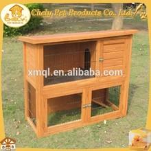 Hay Rack Wood Hutch Rabbit Gouse Rabbit Cage