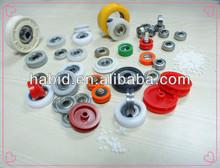 running performance sliding shower door roller bearings&shower door rollers