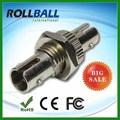 preços competitivos pc apc fibra óptica adaptador st