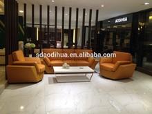 hot sale modern colour leather office sofa AD-863