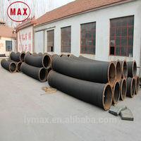 high quality flexible high pressure corrugated pipe/rubber hydraulic hose