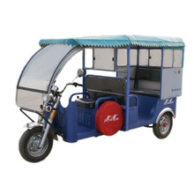 India hot sale 60V 1100W battery operated tricycle for passenger