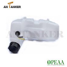spare parts GX35 plastic fuel tank