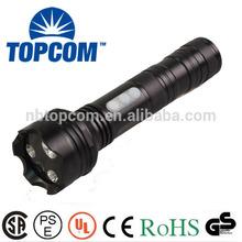 high power Cree digital DV flashlight with camera