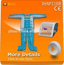 ihap118 profesyonel pressoterapi lenfatik drenaj iyi detoks makinesi