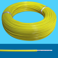 High Quality UL3123 600V 150C 30~16awg high voltage silicone ignition wire