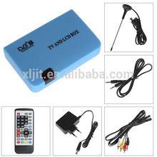 Wholesale Digital TV DVB-T Tuner Free View Receiver Converter Box