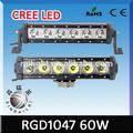 9 - 32 V 60 W Led Light Bar RGD1047 usado Jeep venda