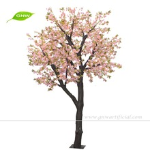 10ft flowers artificial cherry blossom tree lamps for wedding decoration pillars