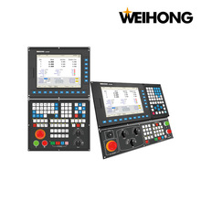 High end integrated type of CNC Controller NK300 for Engraving/Milling