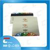 Smart chip card reader for magnetic strip signature panel
