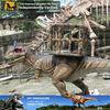 MY Dino-Christmas animatronic animated T-Rex ride